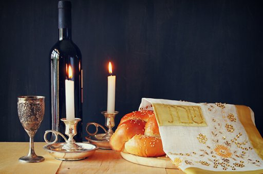 Shabbat ritual objects